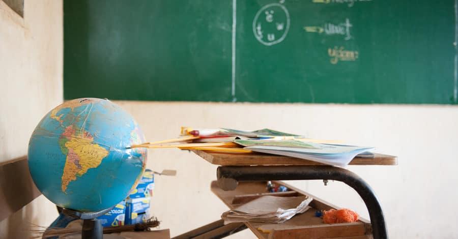 In the Classroom: Teaching in Panama