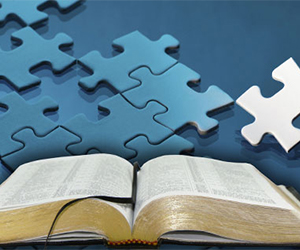 The Bible as a Puzzle