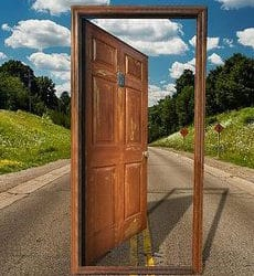 Opening Doors – The Secret of Matt 7:7-8